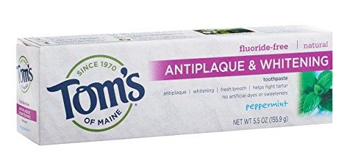 Tom??S Of Maine Toothpaste Tartar Control/Whitening Peppermi