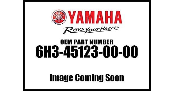 New Yamaha OEM 6H3-45123-00-00 GASKET,MUFFLER 6H3451230000