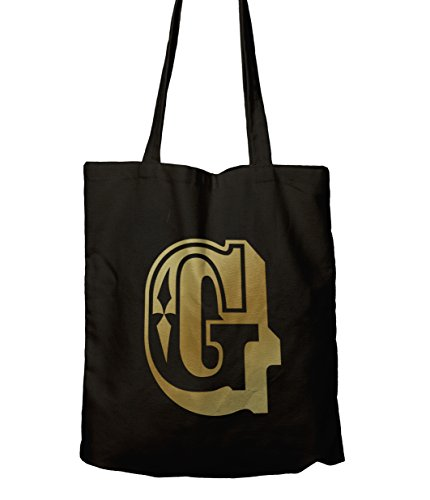 Rose Letter Tote Bag Personalised Age Gift Shopping Alphabet G qqdOXr