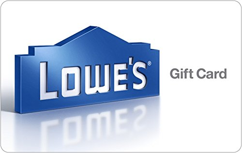 Amazon.com: Lowe's Gift Cards Configuration Asin - E-mail Delivery ...