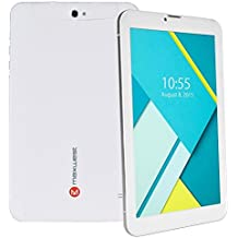 "Maxwest Astro Phablet 9 Quad-Core 1.2GHz 16GB Unlocked 4G 9"",White"