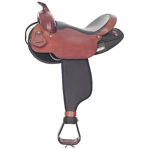 Fabtron Arabian Trail Western Saddle 16 for sale  Delivered anywhere in USA