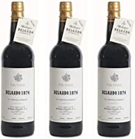 Pedro Ximénez Delgado 1874 Vino Dulce Pedro Ximénez - 3 botellas x 750ml - total: 2250 ml