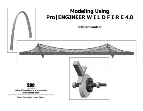 modeling using pro engineer wildfire 4 0 9781585033775 slugbooksmodeling using pro engineer wildfire 4 0