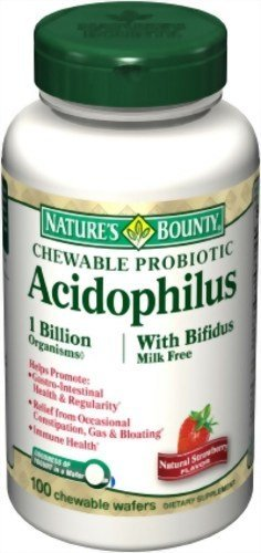 NB VIT CHEW ACIDOPHILUS ()