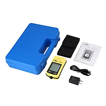 Smart Sensor AS8903 Monitor de Sensor de Gas de CO de Alta sensibilidad Pantalla LCD 2 en 1 Detector de Gas de monóxido de Carbono/sulfuro de hidrógeno: ...