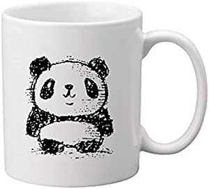 Ceramic Mug (Panda)