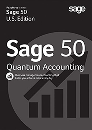 Sage 50 Quantum Accounting 2015 10 User + Business Care Support