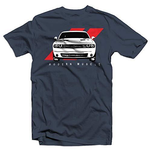 Modern Muscle - Dodge Challenger Mopar Memi Hellcat T-Shirt ()