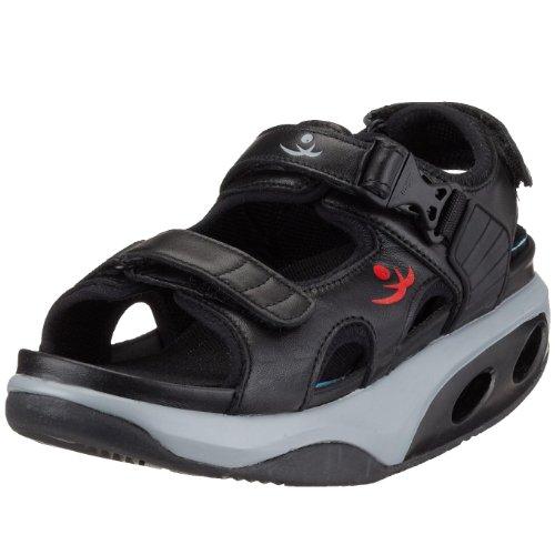 Chung Shi Anti Step Sandale SAN DIEGO 9200, Unisex - Erwachsene Sandalen/Outdoor-Sandalen Schwarz