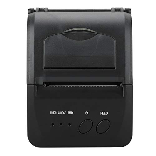 QWERTOUY Mini 1 a 8 de la Impresora térmica de Bluetooth ...