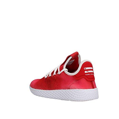 Tennis 3 Zapatilla Escarlata J T Pw 5 Hu Adidas qOwEF7v