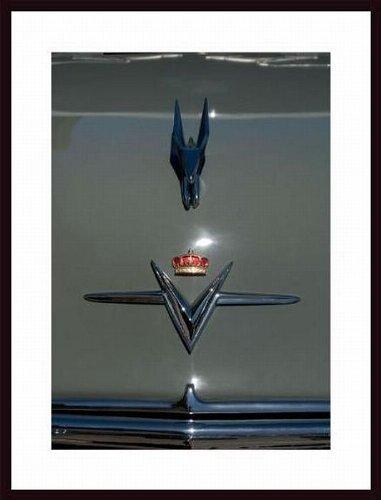 Printfinders Chrysler Imperial Hood Frame by John Nakata ()