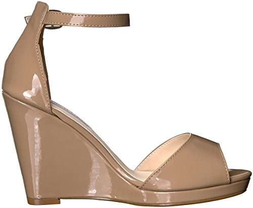 Dark Nude Ups Touch Sandal Women's Holly Wedge a7X4zq