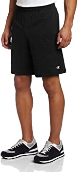 Champion Men's Jersey Short w/Pockets
