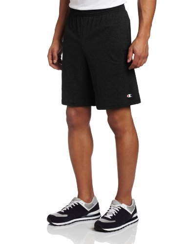 : Champion Men's Jersey Short With Pockets