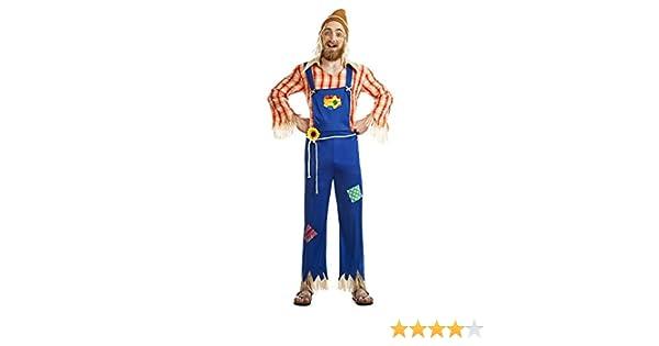 Car&Gus Disfraz de Espantapájaros para Hombre: Amazon.es: Juguetes ...