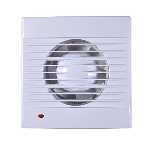 kitchen extractor wall fan - 1