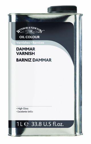 W&N Damar Varnish, 1-Litre Bottle