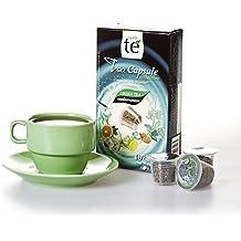 30 Nespresso Compatible Pods - Mediterranean Green Tea, 3 Boxes - 10 Pods per box