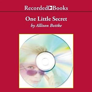 One Little Secret Audiobook