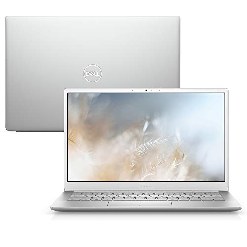 "Notebook Ultraportátil Dell Inspiron i13-7391-M10S 10ª Geração Intel Core i5 8GB 256GB SSD Full HD 13.3"" Windows 10 Prata"
