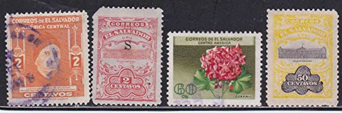 Review Honduras Cancelled Postage Stamps