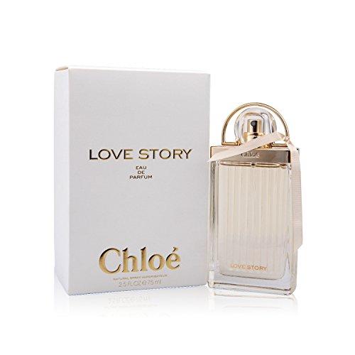Chloe Love Story Eau De Parfums 75, 2.5 Fluid Ounce