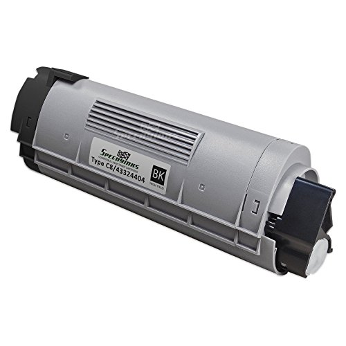 Yield C5800ldn High Printers Laser (Speedy Inks - Okidata Type C8 Compatible High Yield Black 43324404 Laser Toner Cartridge 5, 000 Page Yield for use in Oki C5500, Oki C5500n, Oki C5800n, Oki C5800, C5800Ldn, Oki C5650n, Oki C5650dn)