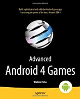 Advanced Android 4 Games Front Cover