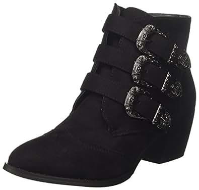 Primadonna - 102877181MF, Mocasines Mujer, Negro (Nero), 37 EU: Amazon.es: Zapatos y complementos