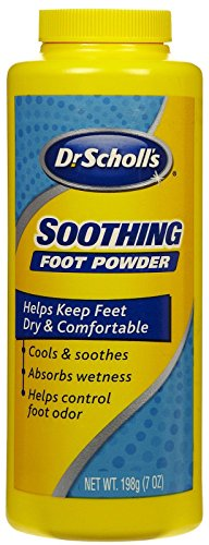 Dr. Scholl's Original Foot Powder Cools and Soothes, 7oz ()