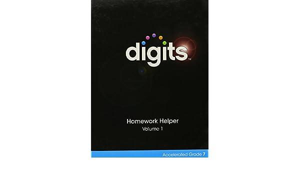 Unit A Homework Helper Answer Key