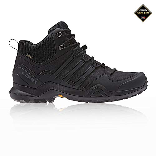 adidas Terrex Swift R2 Mid Gore-TEX Walking Boots - AW19-8.5 - Black