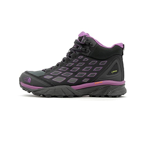 The North Face Women's W Endurus Hke Md GTX Low Rise Hiking Boots Grey (Phantom Grey/Wood Violet Tfy) KRBEDn