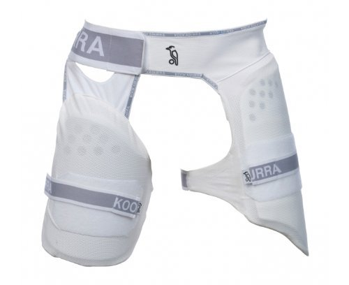 Kookaburra 2013 Pro Guard Players Cricket Protection - White, Mens Left Hand by Kookaburra by Kookaburra