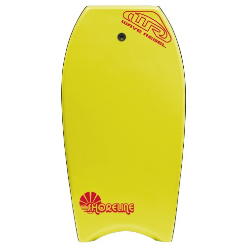 Wave Rebel Shoreline Bodyboard, 39″