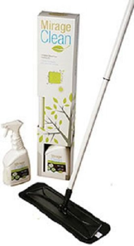 Mirage Clean Hardwood Maintenance Kit by - Mirage Finish