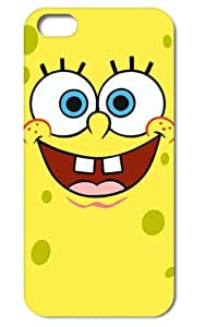 Spongebob Style Hard Back Cover Case for Iphone 6 Plus by icecream design