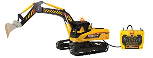 Dickie Toys Construction Mighty Excavator Vehicle