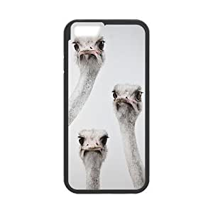 """DIY Phone Case for Iphone6 4.7"""", The Ostrich Cover Case - HL-R678807"""