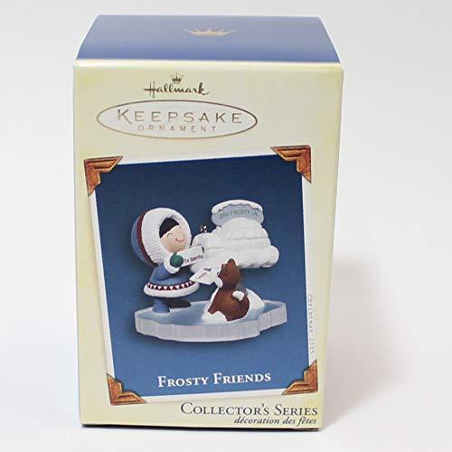 Hallmark Frosty Friends Ornament 2005