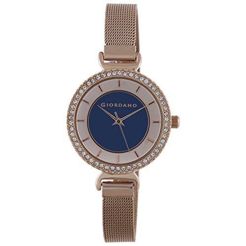 Giordano Analog Blue Dial Women #39;s Watch  2867 55