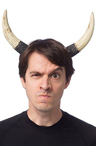 Bull Horns Costume (HMS Fantasy Horns-Standard)
