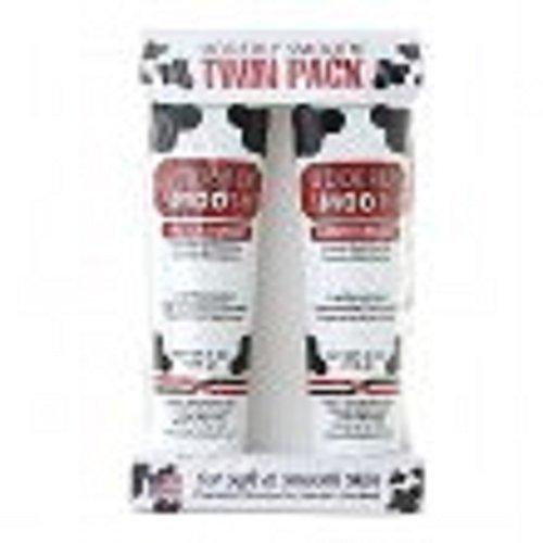 Udderly Smooth Hand Cream 4 Oz (Pack of 2) (Udder Cream 20 Urea)