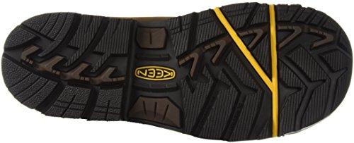 Slate Black Utility Steel Men's Toe Work CSA Boots Waterproof Abitibi KEEN nzvSfHn