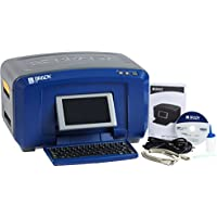 Brady BBP37 Sign and Label Printer - Color Label Printer