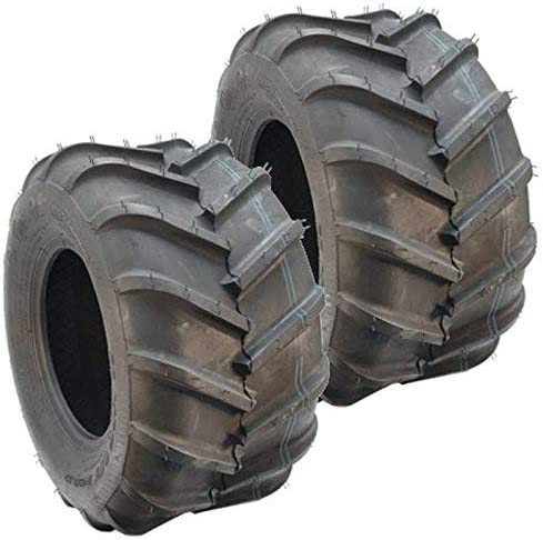 22x11.00-10 22//11-10 Lawn Mower Garden Tractor TIRE Carlisle Turf Master 4ply