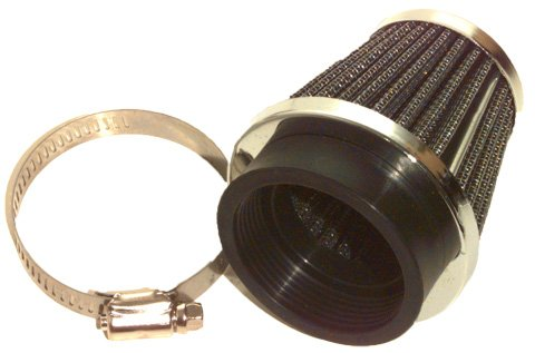 Emgo 12-55752 52mm Clamp-On Air Filter