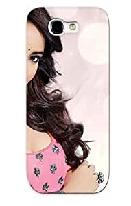 Case Provided For Galaxy Note 2 Protector Case Neha Sharma Actress Beautiful Beauty Bollywood Brunee Celebrity Phone Cover With Appearance